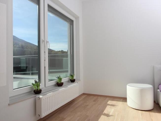 Okna - bivanjski prostori